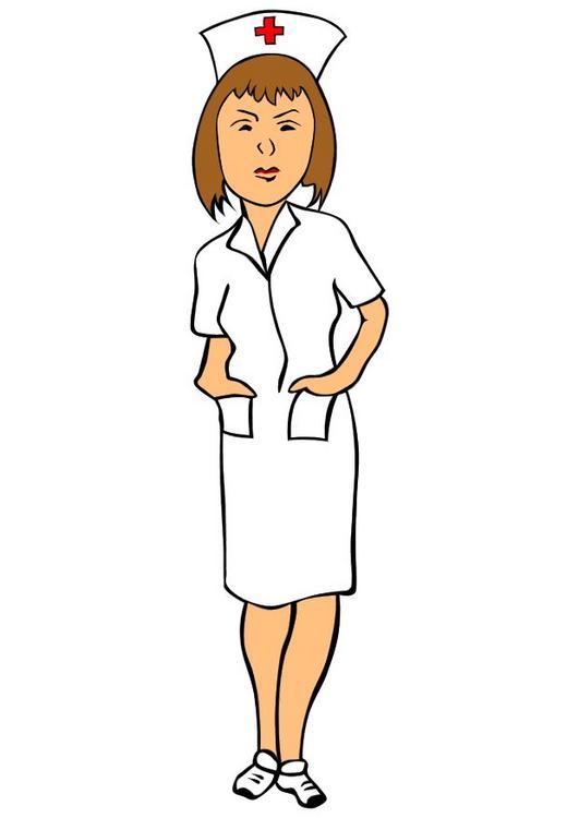 Enfermera dibujos animados - Imagui